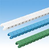 塑料块形链条
